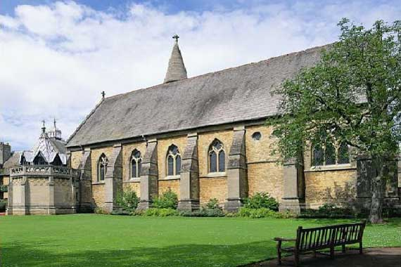 Chapel of Uppingham School